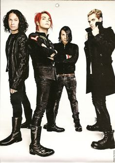 My Chemical Romance is the best band in the world