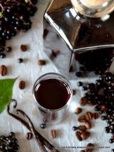 likier-z-owocow-czarnego-bzu Irish Cream, Pudding, Desserts, Food, Recipes, Tailgate Desserts, Deserts, Eten, Puddings