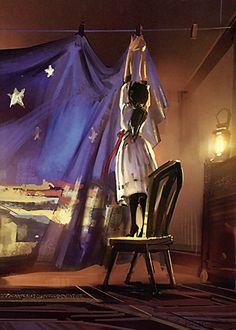 wolveswithhats: Art of Bioshock Infinite: Elizabeth Concept...