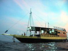 CLAIMED- CLAIMED- CLAIMED Dag 1 van 3-daagse liveaboard duiktrip voor twee in Komodo National Park. Inclusief maaltijden, drank, gear, 3 duiken. à €250,-