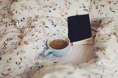 Cuppa tea and my Moleskin.