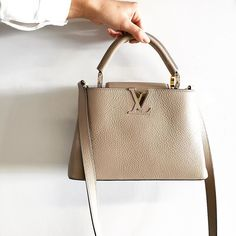 This gorgeous #LouisVuitton #CapucinesBB Bag is being sent with our Secure Transfer Service the safe way to receive your designer piece!