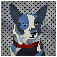 "My Blue Heeler ""Rosie"" by Laura Krasinski"