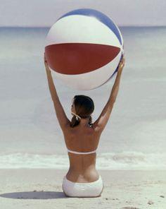 having a ball #summer #beach