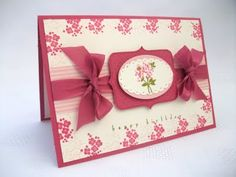 Stamping Moments: Baby Blossoms Stamp Set.....