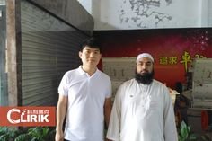 Pakistan Customer come to visit our Calcite Powder Making Machine