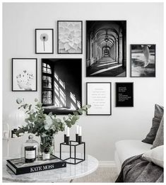 - Wall Art Ideas - 3 meest gemaakte fouten bij het maken van een gallery wall 3 most common mistakes when making a gallery wall - Everything to make your home your Home Inspiration Wall, Interior Inspiration, Decor Room, Bedroom Decor, Home Decor, Room Art, Gallery Wall Layout, Gallery Wall Art, Photo Gallery Walls
