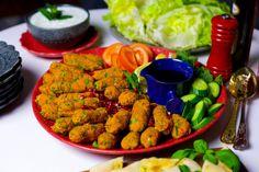 Mercimek köftesi- Turkiska linsbiffar