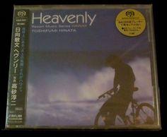 "TOSHIFUMI HINATA ""Heavenly: Resort Music Series HAWAII"" Super Audio SACD Japan"