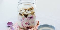 Coco-Berry Yoghurt Smash - I Quit Sugar
