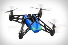 Watch Out Bro! Here Comes the Minidrone via Brit + Co.