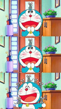 Doraemon Wallpapers, Cute Wallpapers, Kawaii Anime Girl, Screen Wallpaper, Childhood, Cartoons, Holiday Decor, Fandom, Memories