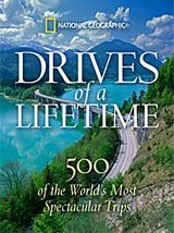 Photo: Drives of a Lifetime book cover