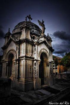 Panteón Cementerio de San Miguel de Málaga