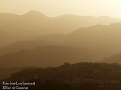Galería de fotos de la calima de hoy viernes 13 en Gran Canaria       Una densa calima hoy, viernes...