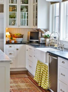Hervorragend Garden, Home And Party: Kitchens, Light Vs. Dark Counters