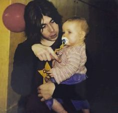 Josh Ramsay and a baby! :D