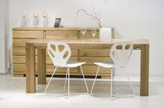 Stół Sweet Home, Table, Furniture, Food, Design, Home Decor, Decoration Home, House Beautiful, Room Decor
