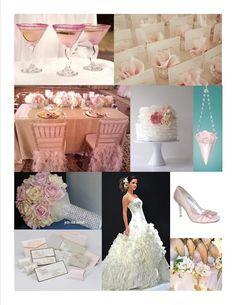 Blush Pink Romance!!! YES!
