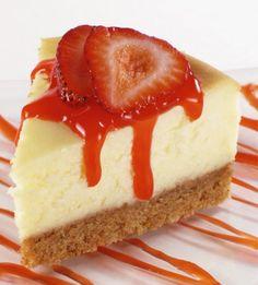 Γλυκό: απολαυστικό cheesecake