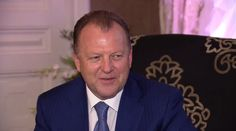 Sport is the definition of my life, says SportAccord President Vizer