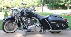 2009 Harley Road King Classic Custom Touring Bagger FLHRC