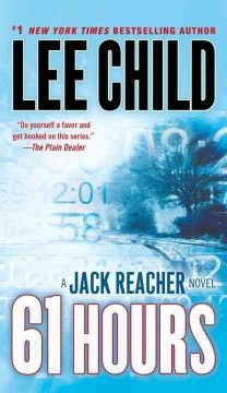 Reacher arrives accidentally in a small South Dakota town, where during a dangerous winter storm he is enlisted to protect a lone witness who local police hope can help convict a brutal crime ring.
