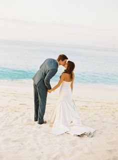 beach romance. #wedding #love #weddingideas #pictorial #photography