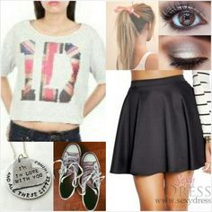 One direction concert outfit