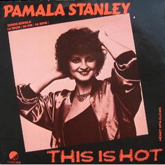 Pamala Stanley - This Is Hot (Vinyl) Wax, Cover, Books, Movie Posters, Musica, Libros, Book, Film Poster, Book Illustrations