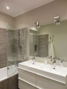 15 Best déco sdb images   Bath room, Bathroom, Small bathrooms