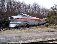 The Aerotrain / Rock Island (1956) http://en.wikipedia.org/wiki/Aerotrain_(GM)