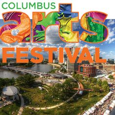 Will you be there? June 6th - 8th.  The Columbus Arts Festival takes place at the downtown Riverfront which is transformed into a stunning outdoor art gallery as the nation's top artists display their work and attract art enthusiasts from all over the country. 280 nationally acclaimed artists, fantastic gourmet fare from some of the city's finest local restaurants, live music, hands-on art activities and more—there's something for everyone!