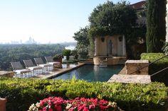 Austin Classic - Mediterranean - Landscape - Austin - McDugald-Steele Landscape Architects