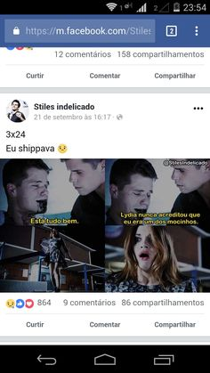 Teen Wolf Scott, Teen Wolf Stiles, Teen Wolf Memes, Cenas Teen Wolf, Wolf Love, Stydia, Vampire Diaries, Humor, My Favorite Things