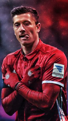 Robert Lewandowski / Fc Bayern München / Poland/ Polish National Team - Robert Lewandowski / Fc Bayern München / Poland/ Polish National Team Source by Football 2018, But Football, Germany Football, World Football, Sport Football, Poland Football, Robert Lewandowski, Good Soccer Players, Football Players