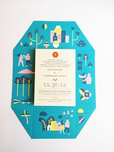 Wedding Invite - Jefferson Cheng