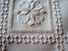 Happiness is Cross Stitching : Hardanger