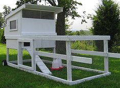 Chicken Tractors! http://lindycottagehill.blogspot.com/2011/05/so-you-want-to-talk-about-chicken.html