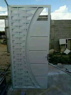 Fence Doors, Door Gate, Fence Gate, Dog Fence, Fence Panels, Steel Gate Design, Iron Gate Design, Iron Gates, Iron Doors