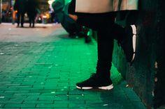 Het ideale schoeisel voor het nachtleven: Trigenic Flex van Clarks Originals.
