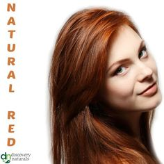 Henna Maiden Natural Red | Shop Women's Henna Hair Color at HennaKing.com
