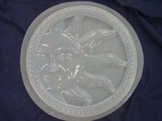 Sun with Border 12 Inch Concrete Plaster Stepping Stone Mold 1141 *** Find out more about the great product at the image link. Stepping Stone Molds, Candy Making Supplies, Plaster, Concrete, Image Link, Sun, Baking, Amazon, Check