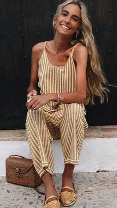 summer stripes. #streetstyle #style