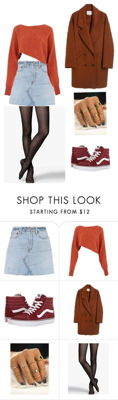 """""""Musty."""" by you-are-pretty-amazing ❤ liked on Polyvore featuring RE/DONE, Crea Concept, Vans and Express"""