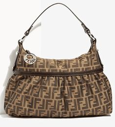 336334d8d47d Fendi  Chef - Zucca  Logo Jacquard Bag...  DesignerBags...  LadiesStylish
