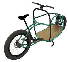 Bogbi: Historien om en lastesykkel – Transportsykkel