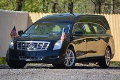 2013 Cadillac xts funeral coach
