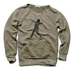 David Ortiz MLBPA Officially Licensed Boston Women's MANIAC Sweatshirt S-XL David Ortiz Ball B