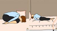 10 exercices de yoga géniaux qui aident à trouver le sommeil